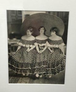 A fine polka dot trio